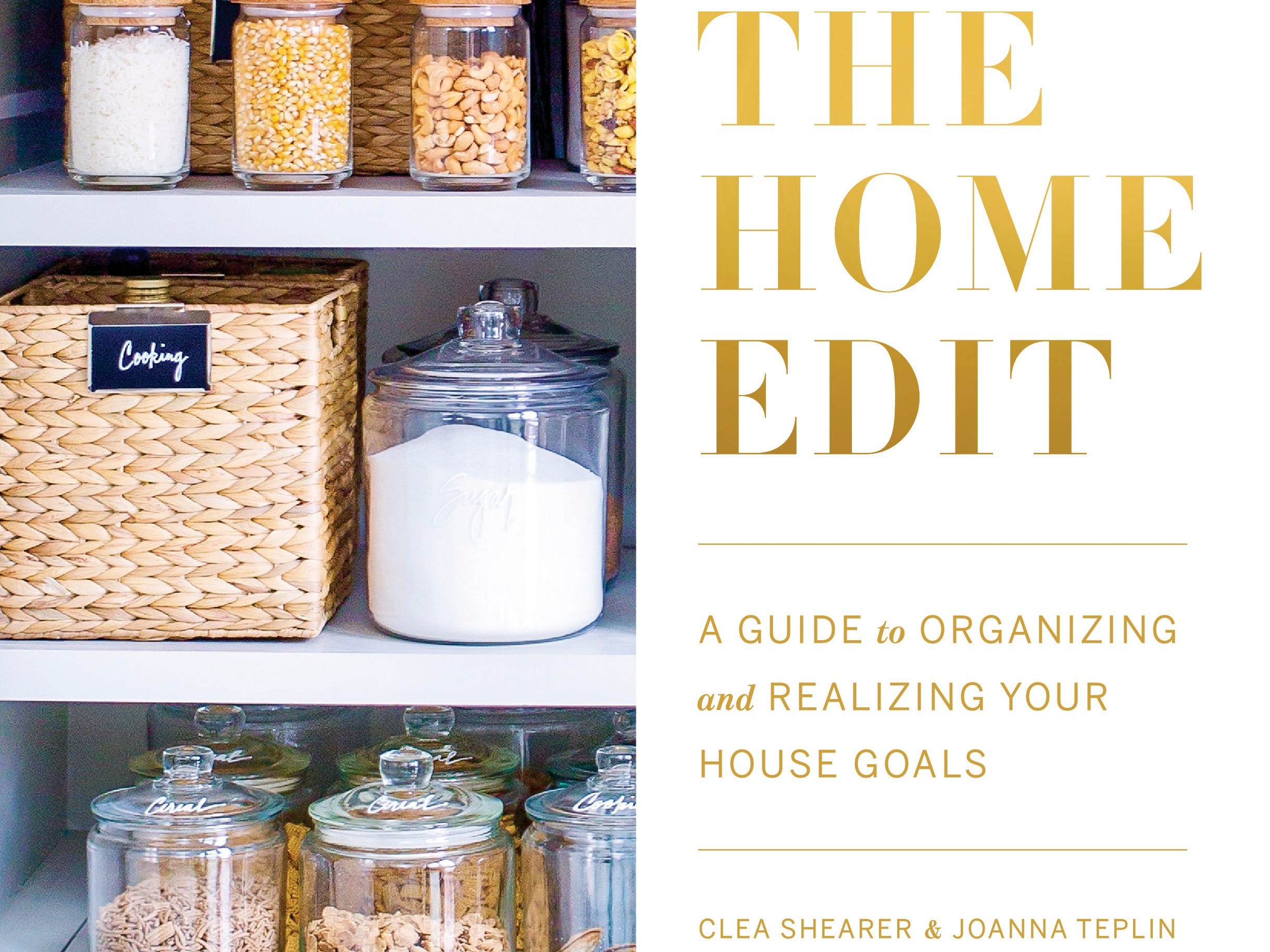 """The authors of """"The Home Edit"""" have gained a following on Instagram for organizing picture-perfect pantries and refrigerators,"""