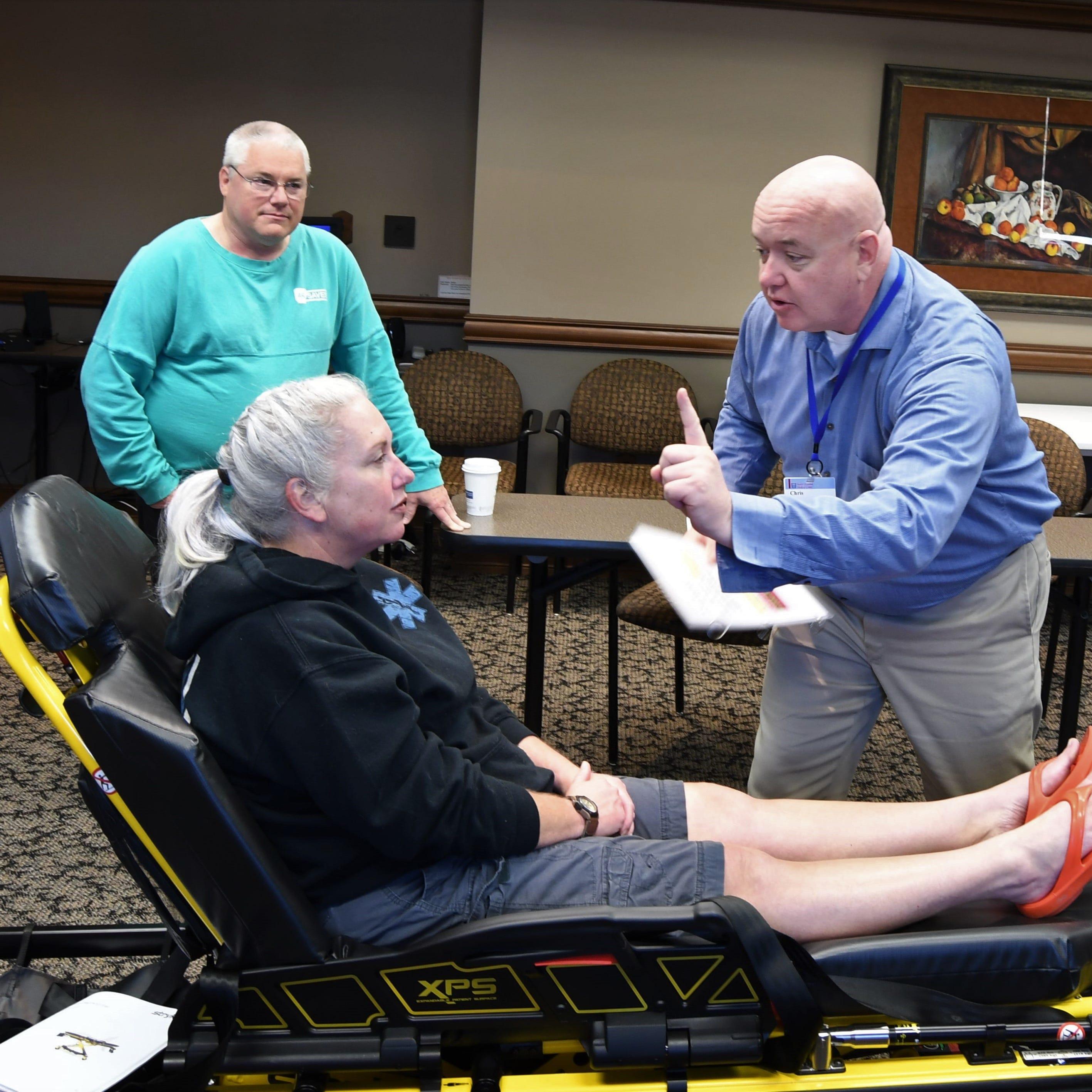 Program will speed up diagnosing strokes
