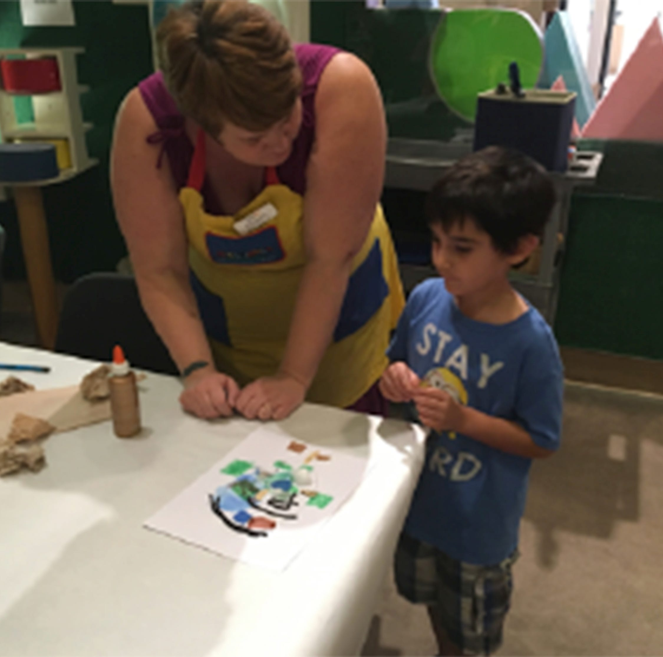 Montgomery Museum of Fine Arts recognizes World Autism Awareness Day