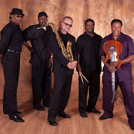"""The Tee Dee Young Band will perform during Saturday's """"What's Love Got To Do With It - A Musical Tribute to Tina Turner."""""""