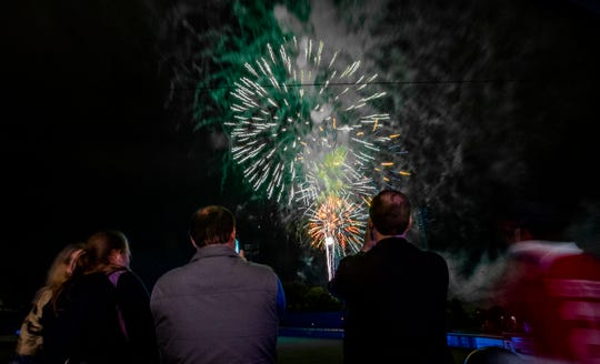 Watch the New Year's Eve fireworks from Riverwalk Stadium, where a special countdown to 2020 will be shown on the Montgomery Biscuits ballpark screen.