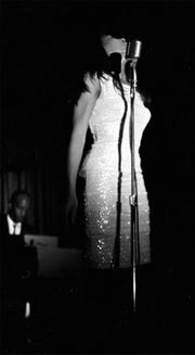 Tina Turner performs at the Elks Lodge in Montgomery in 1966.
