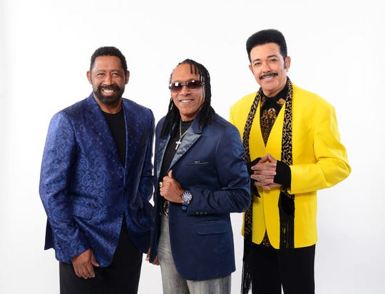 "From left, William ""WAK"" King, Walter ""Clyde"" Orange and James Dean ""JD"" Nicholas of the Commodores."