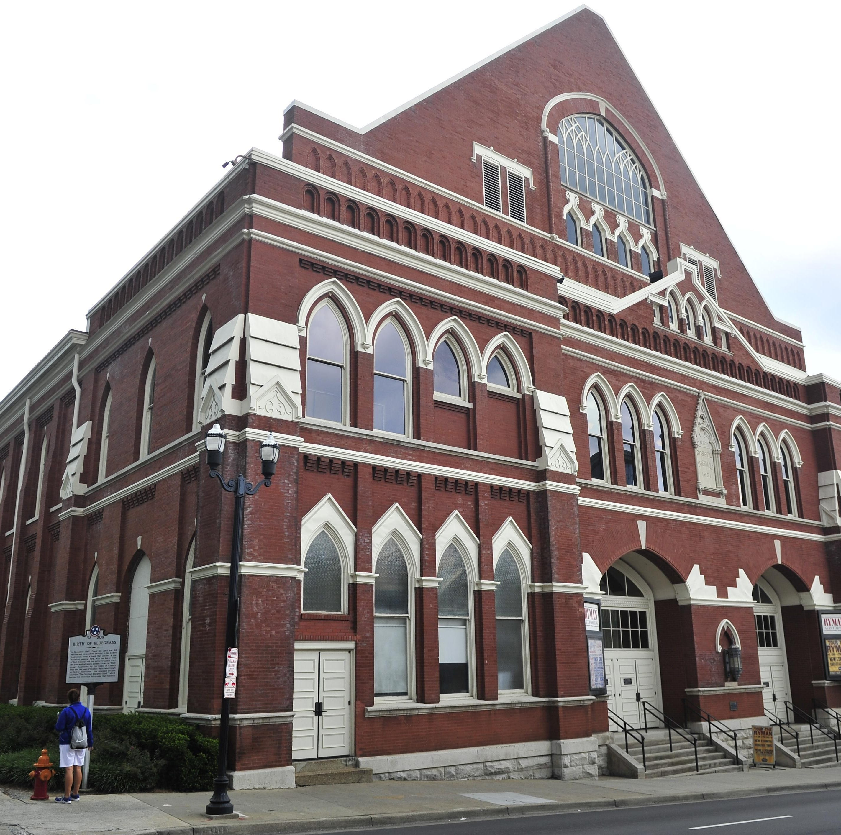 Explore the Ryman for free on Sunday