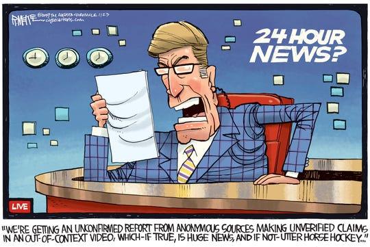 media speculation