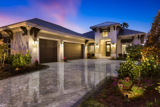 Abacos model in Windward Isle community in Seagate.