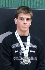 Ben McCallister, Palmetto Ridge wrestling