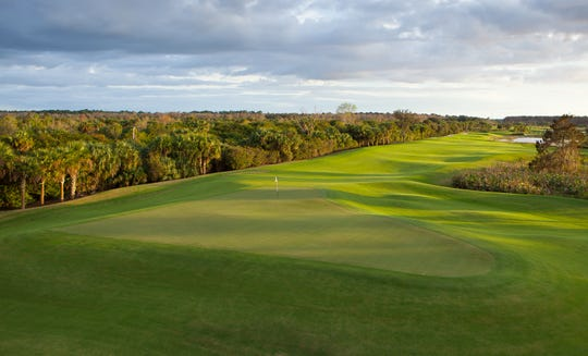 Ronto worked with golf course architect Steve Smyers to create a new course at TwinEagles.