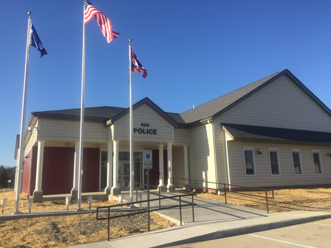 Pataskala police are now officially operating from their new HQ at 623 W. Broad St., behind the city office building.