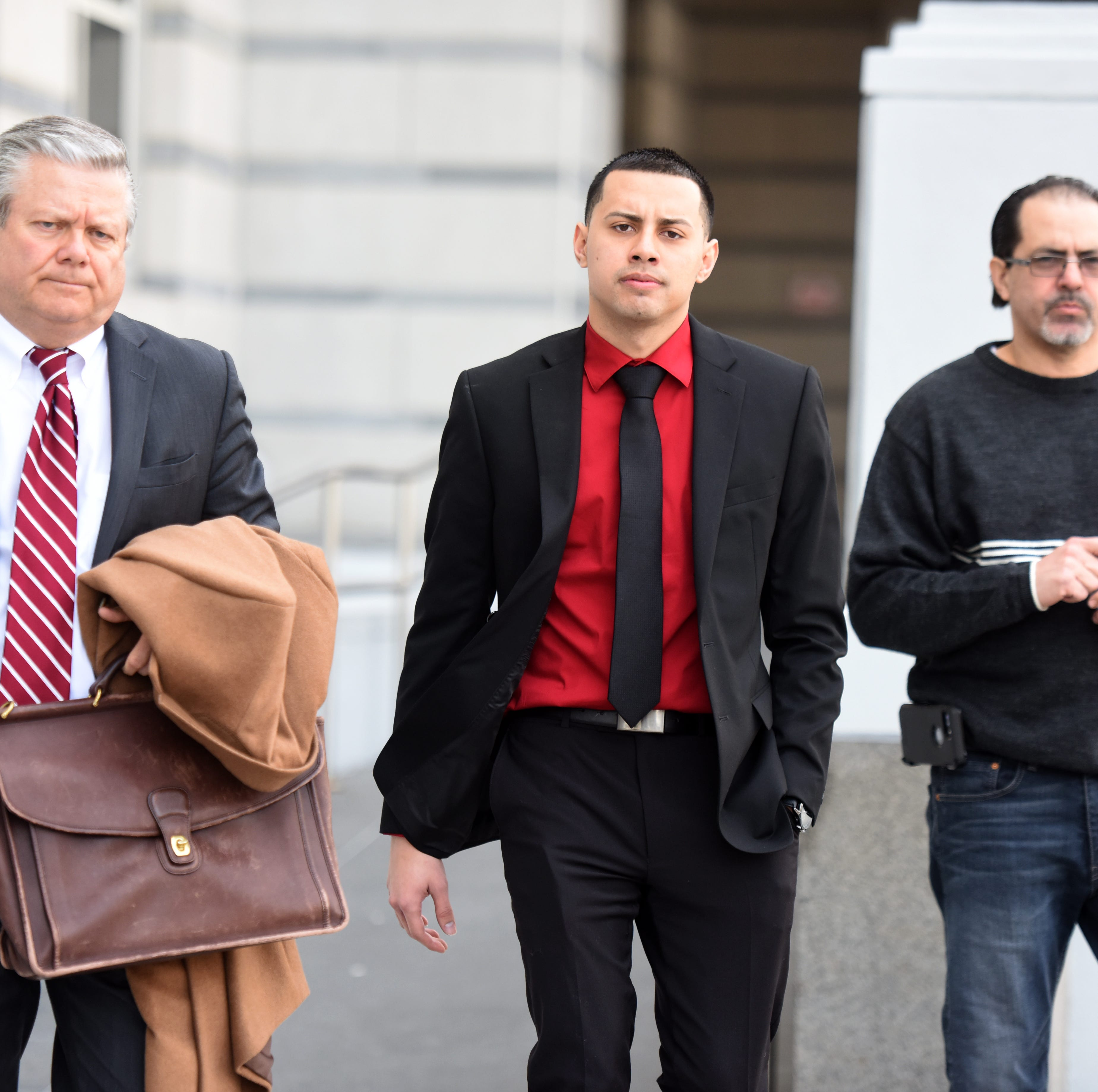 Drug-dealing Paterson cop Ruben McAusland sentenced to more than five years in prison