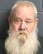 Mathew Smith is charged on three counts of assault, including the assault of a police officer, after he wielded a gun during a dialysis treatment.