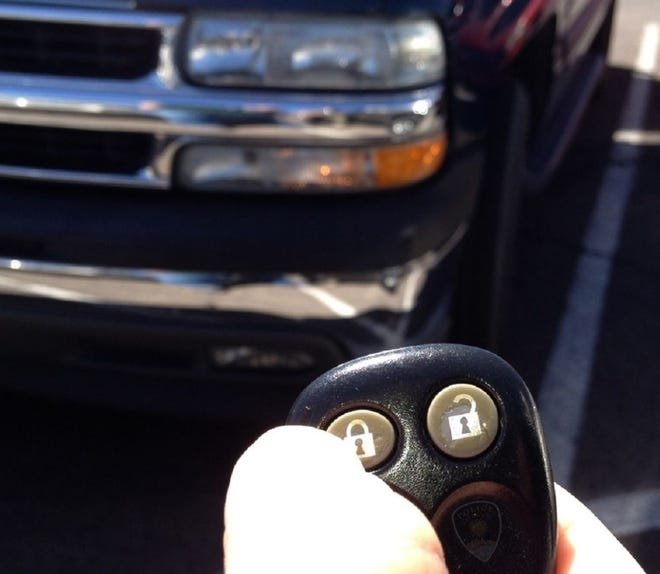 Police offer tips on how to reduce your risk of an auto burglary