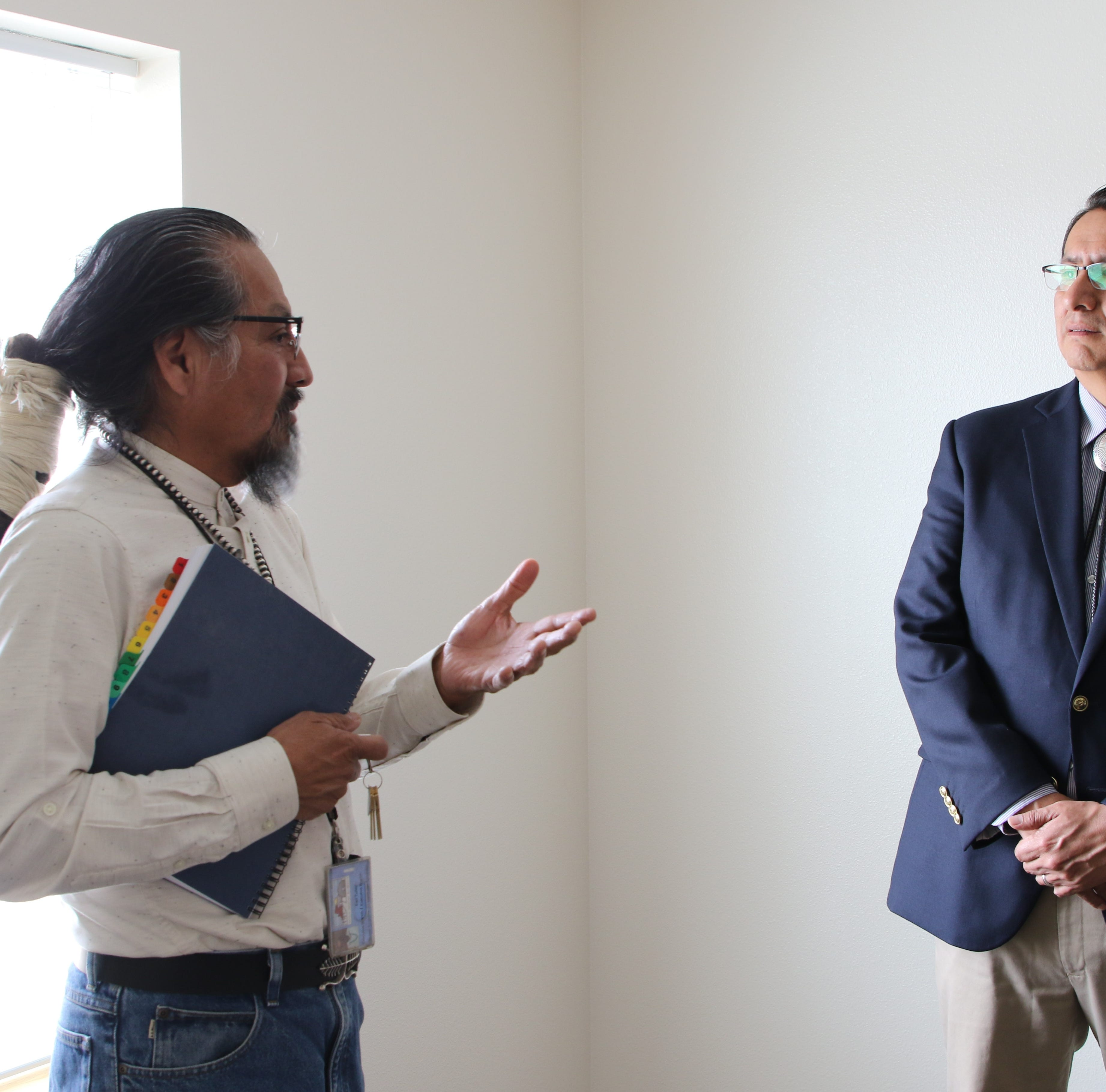 Navajo Housing Authority celebrates home modernization project in Newcomb