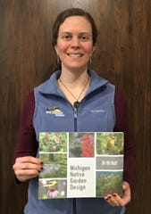 Linnea Rowse, Michigan Audubon Society conservation program coordinator, gave an interesting program about birds to the audience of Lunch and Learn at First Presbyterian Church of Birmingham. Interesting information about attracting birds and making backyard gardens hospitable was presented.