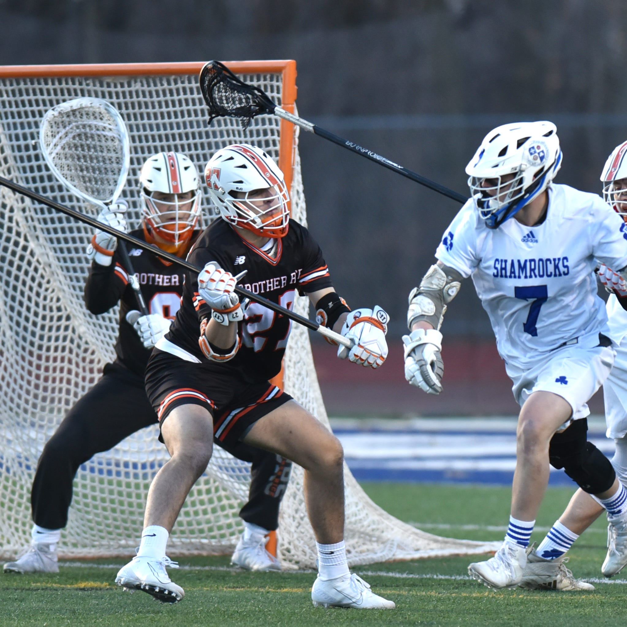 Birmingham Brother Rice lacrosse routs Detroit Catholic Central in title game rematch