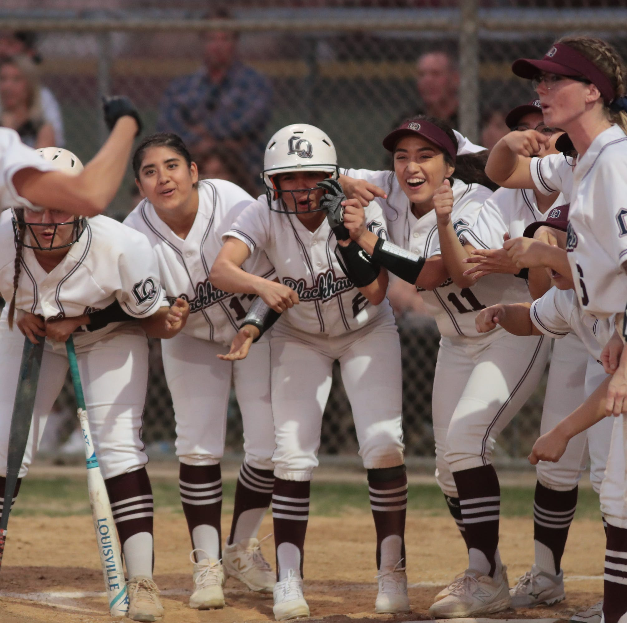 La Quinta softball uses dazzling pitching performance, two-run homer to nab crucial win
