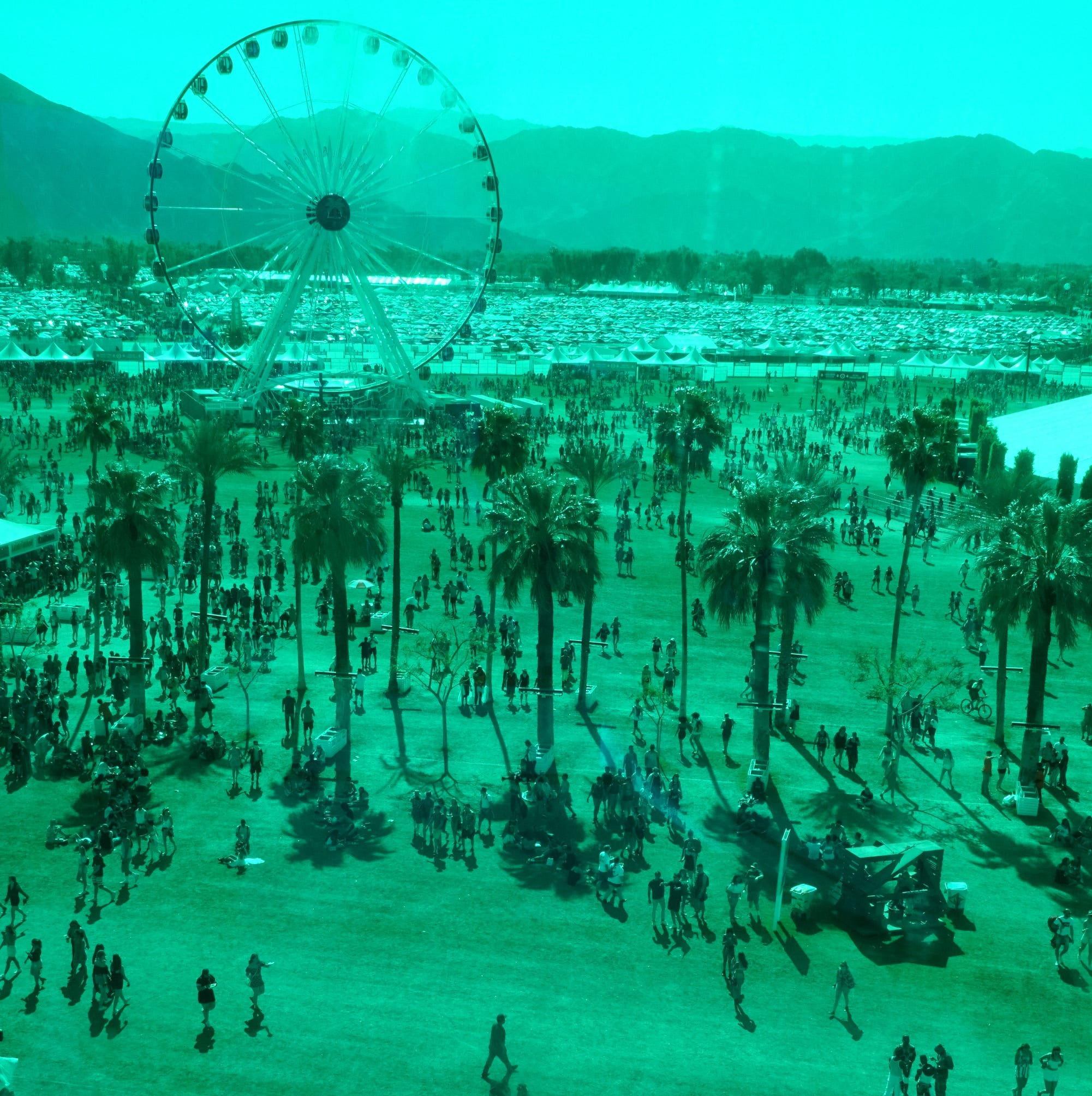 No Coachella ticket, no problem: Fake wristbands, fence hopping — it all worked back in the day