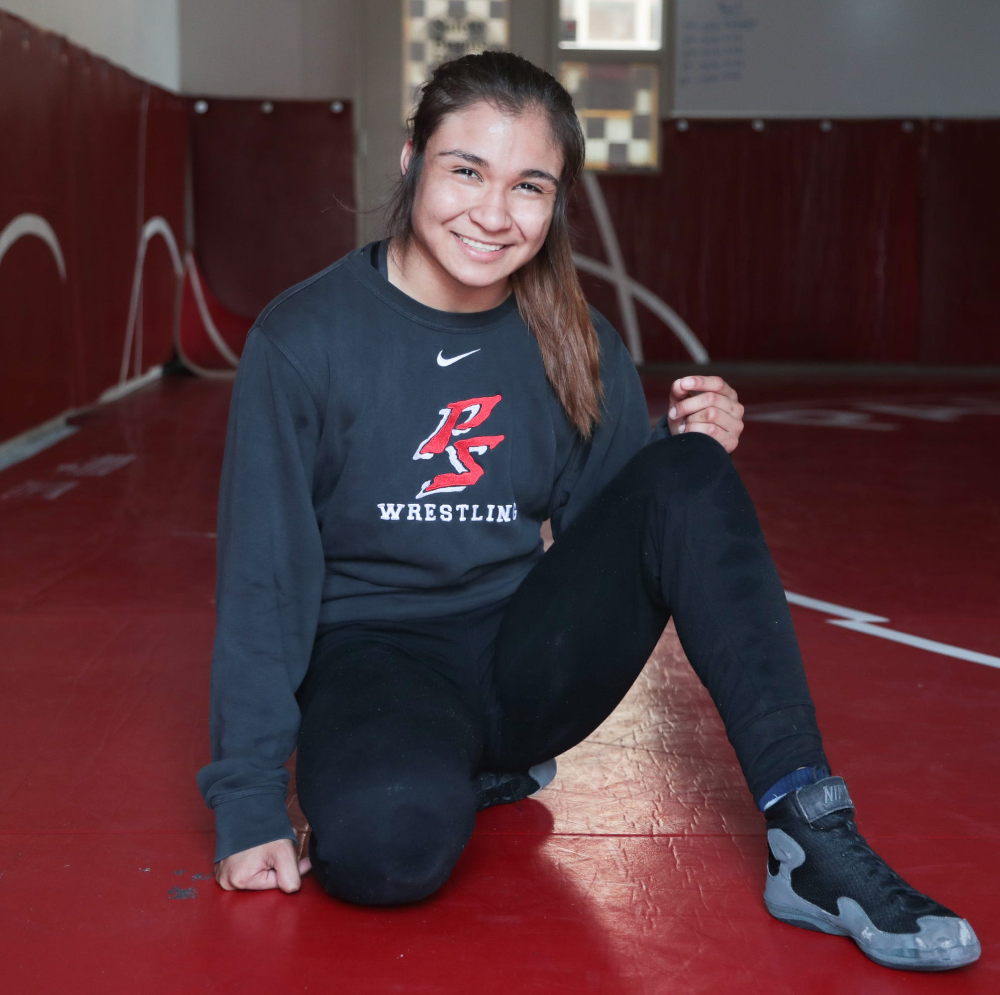 Now on national stage, Palm Springs wrestler Cindy Zepeda has silenced all doubters