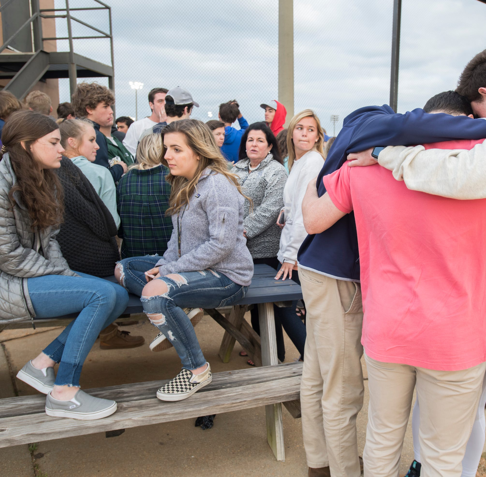 Connor Wood honored at Gulf Breeze baseball stadium after tragic death