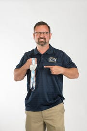 2019- Winter-PNJ All-Area Athlete - Ryan Williams - Gulf Breeze High School - Girls Soccer Coach of the Year - portrait in Pensacola on Wednesday, March 27, 2019.