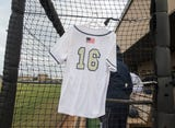 Gulf Breeze senior Connor Wood died Sunday, and was honored at Gulf Breeze baseball's game on Tuesday
