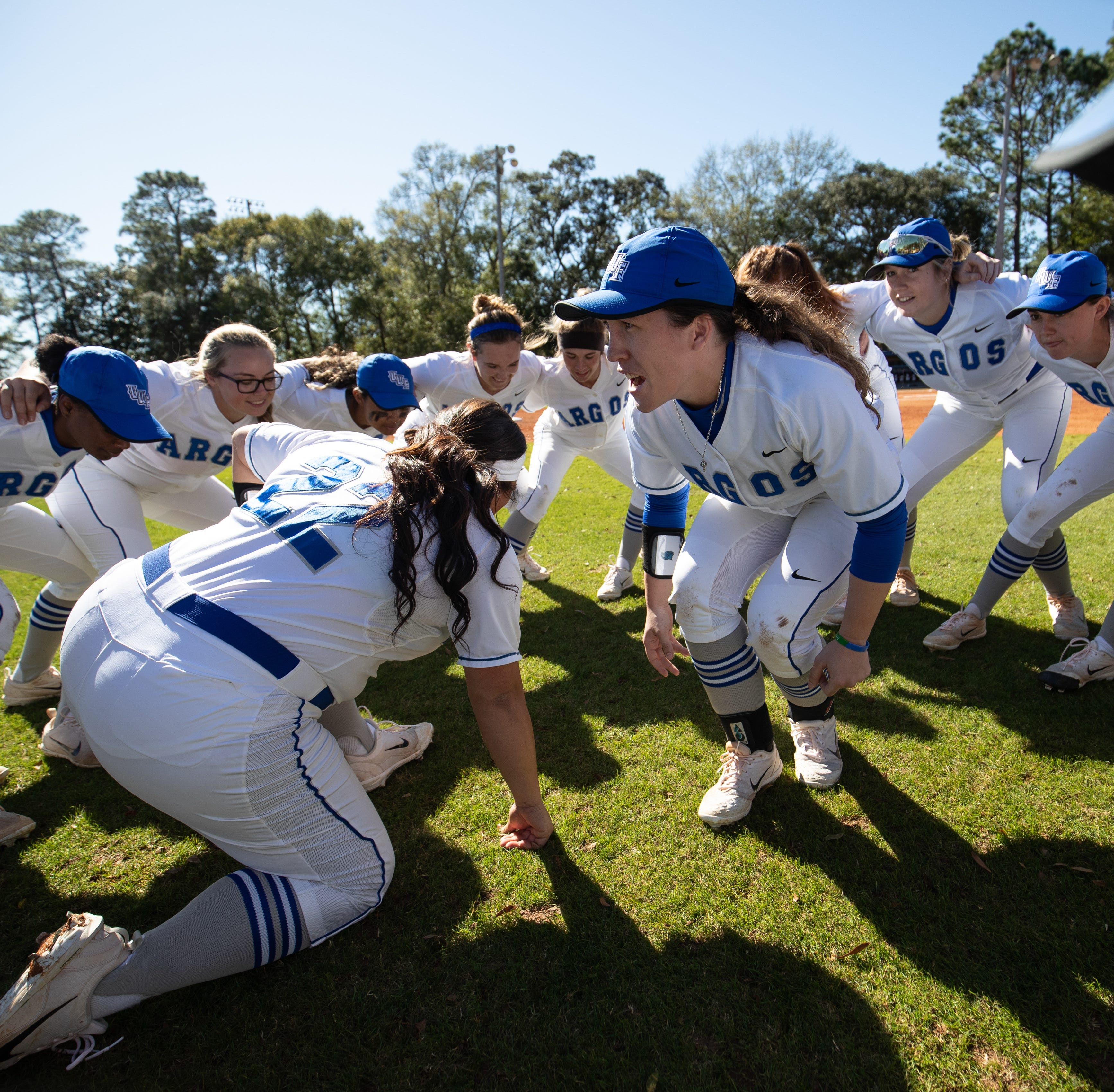 UWF softball rises to No. 1 national ranking for first time since 2005