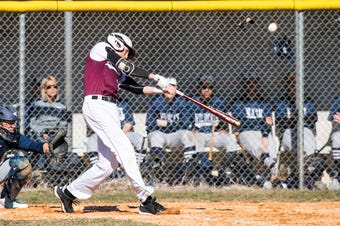 The Gettysburg baseball team defeated Manheim Central, 3-1, in the District 3 Class 5A quarterfinals on Friday behind strong pitching from Marshall Mott and Josh Topper.
