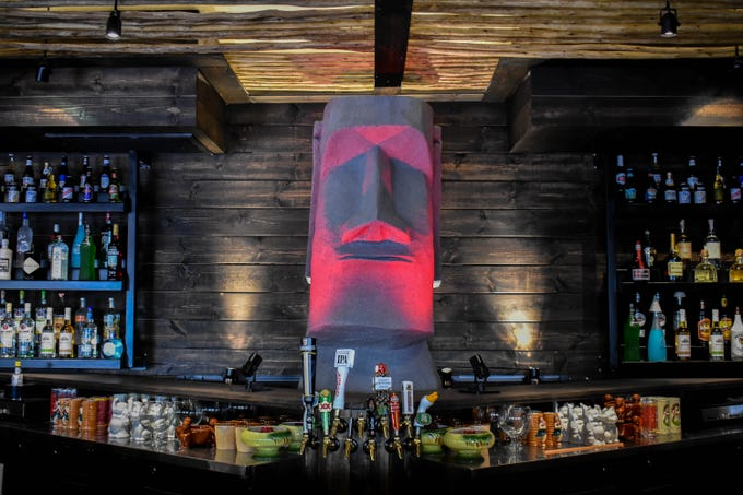 At Drunk Munk in Old Town, try tiki-inspired fare such as the Pu Pu Platter, New Guinea Grilled Chilean Sea Bass or Crispy Spicy Crab Dynamite.