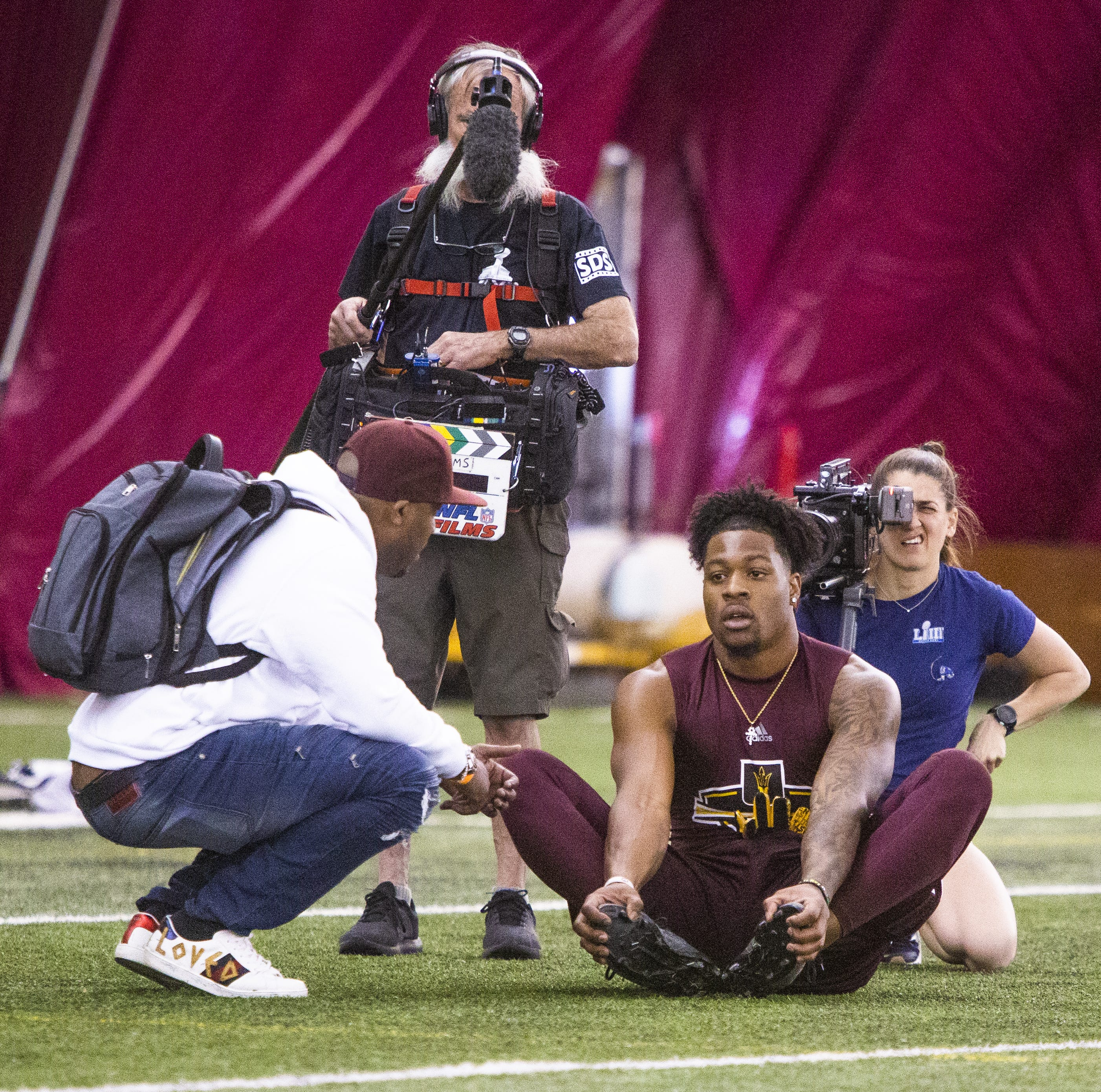 NFL draft: N'Keal Harry to give Arizona Cardinals only private workout, report says