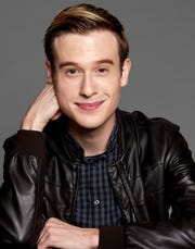 Tyler Henry will perform at Agua Caliente Resort Casino on Saturday.