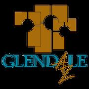 Glendale's old pillar logo