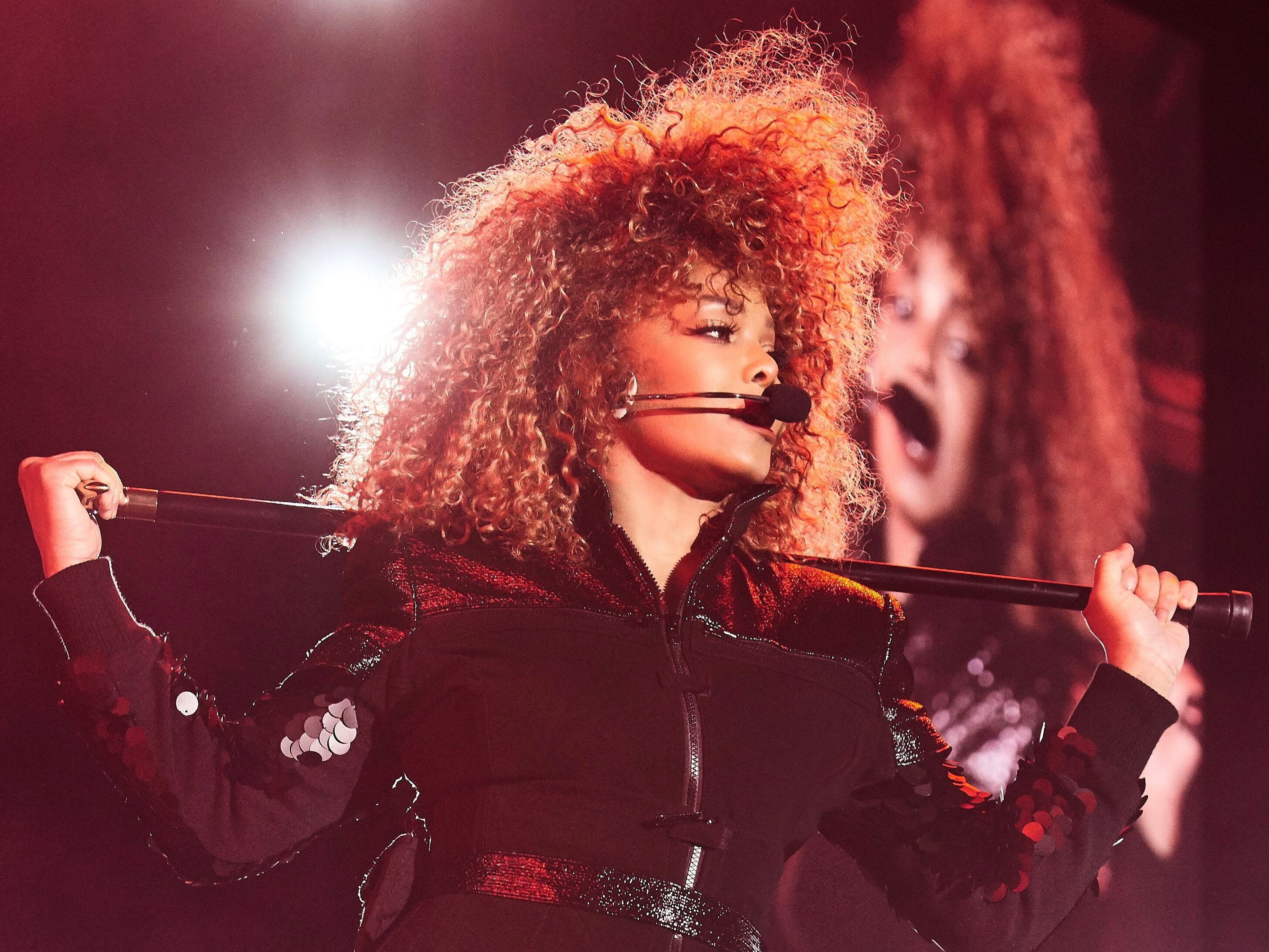 Janet Jackson will be performing at Park Theater at the Park MGM in May, July and August.
