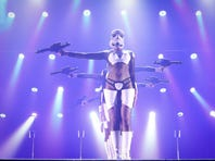 'The Empire Strips Back': 'Star Wars' burlesque show plays Phoenix on April 2
