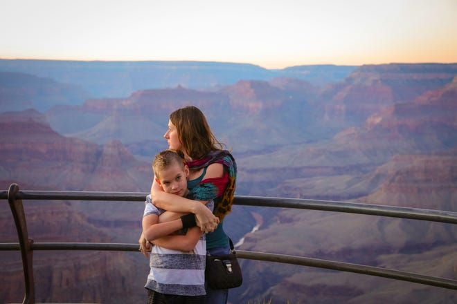 Adventures at national parks can build and strengthen your connections to your family and other people in your life.