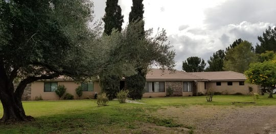 Corinne Cheatham's parents built the home in Laveen in the 1960s.