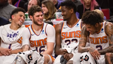 The Suns have a core nucleus of players that is hungry and ready to win. Greg Moore says add a couple of pieces and they are a playoff team next year.