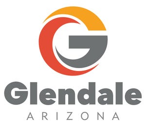 New Glendale city logo.
