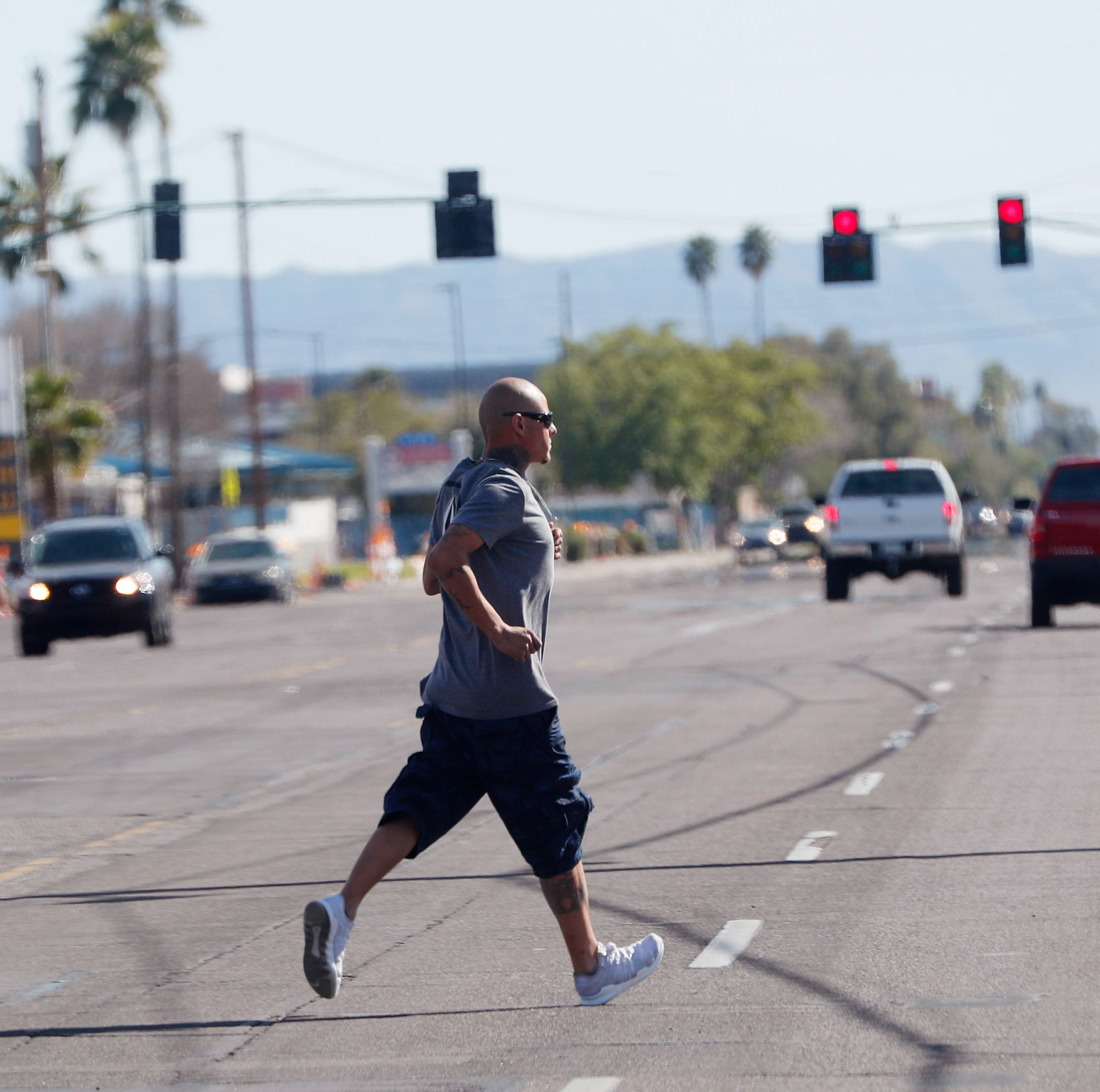 Here are the 12 deadliest places for Phoenix pedestrians