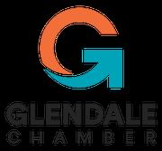 Glendale Chamber of Commerce's new logo.
