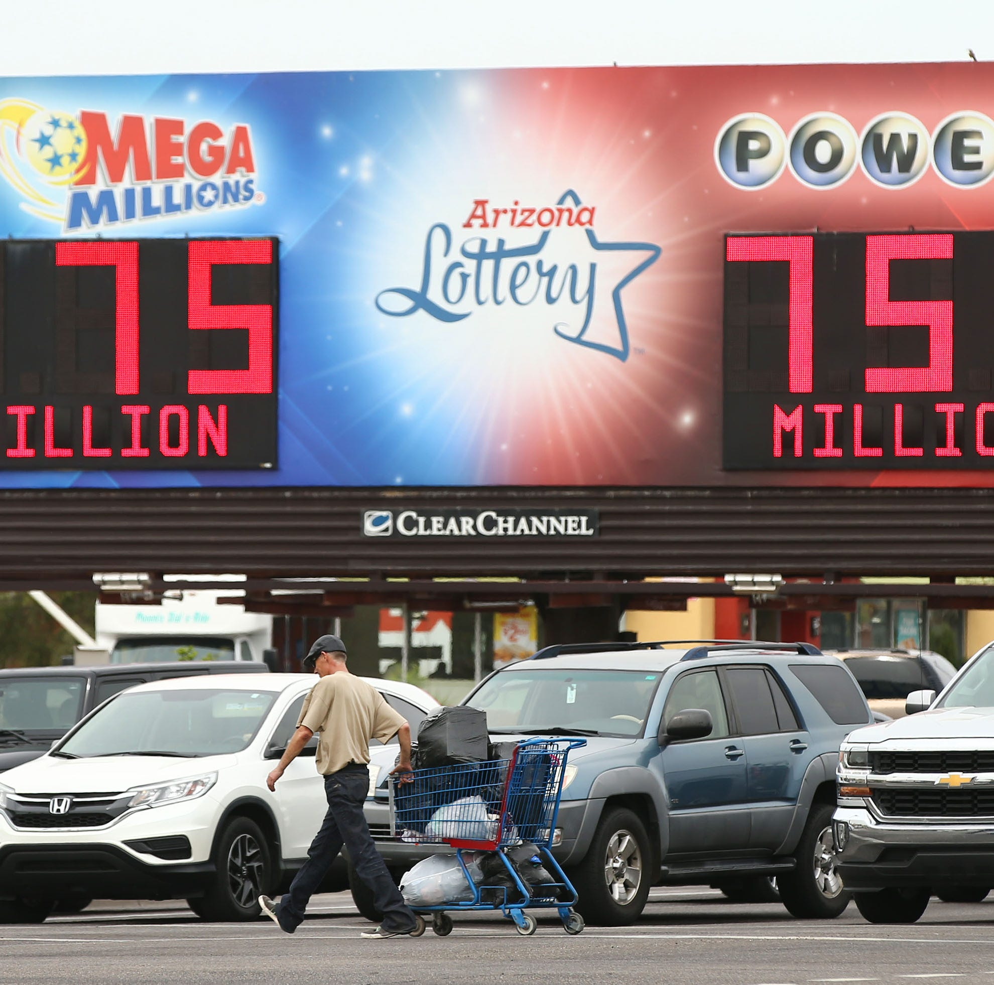 $1 million Powerball ticket sold in Mesa, 3 others in Arizona win $50,000