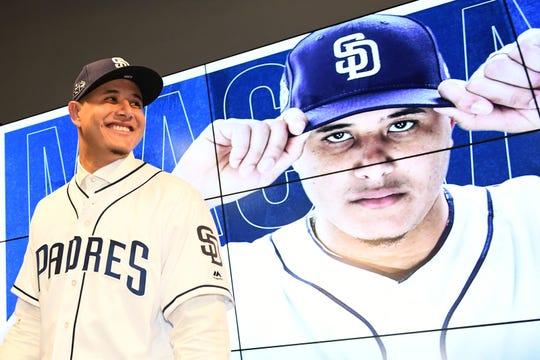 Manny Machado, la nueva estrella de Padres.