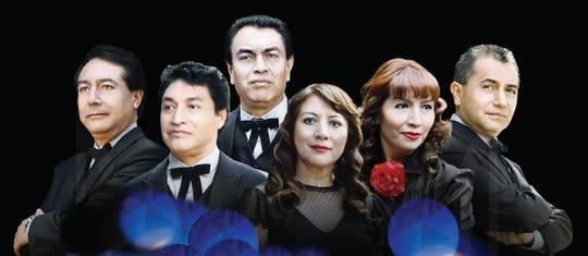 """De Iztapalapa para el mundo: Los Ángeles Azules recorrerán Estados Unidos con su Tour """"Esto sí es Cumbia""""."""