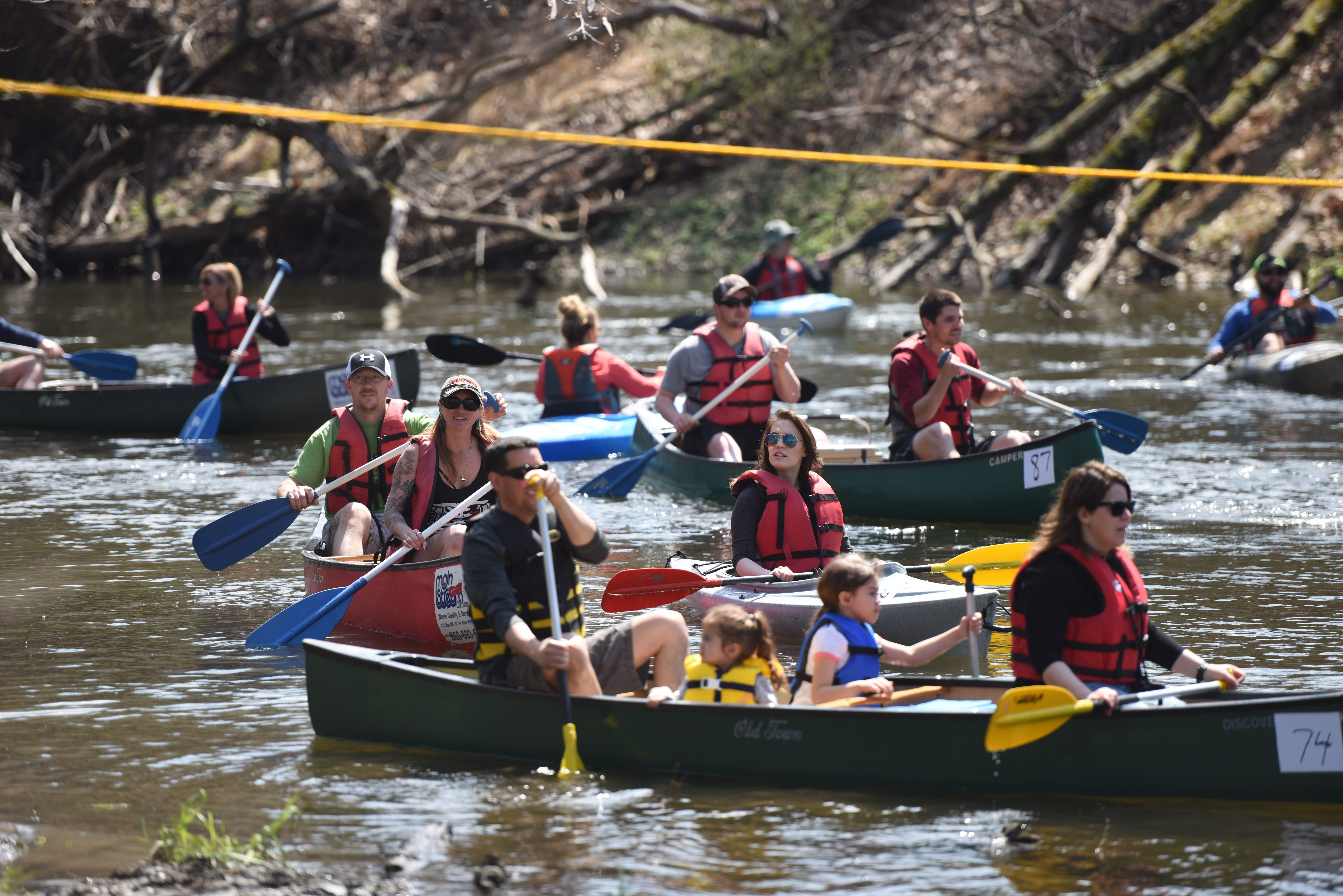 The 49th annual Wappingers Creek Water Derby will be held April 27.