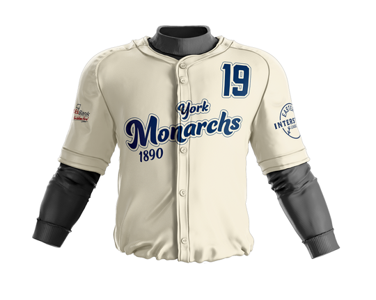 On Saturday, April 27, the York Rvolution players will wear special jerseys to honor the Negro Leagues. The jerseys will be auctioned off throughout the night to benefit the Goodridge Freedom Center.