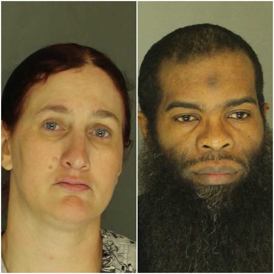 Sandra and Devon Tota, charged with simple assault and harssment. Sandra Tota also faces a charge of using an incapacitation device.