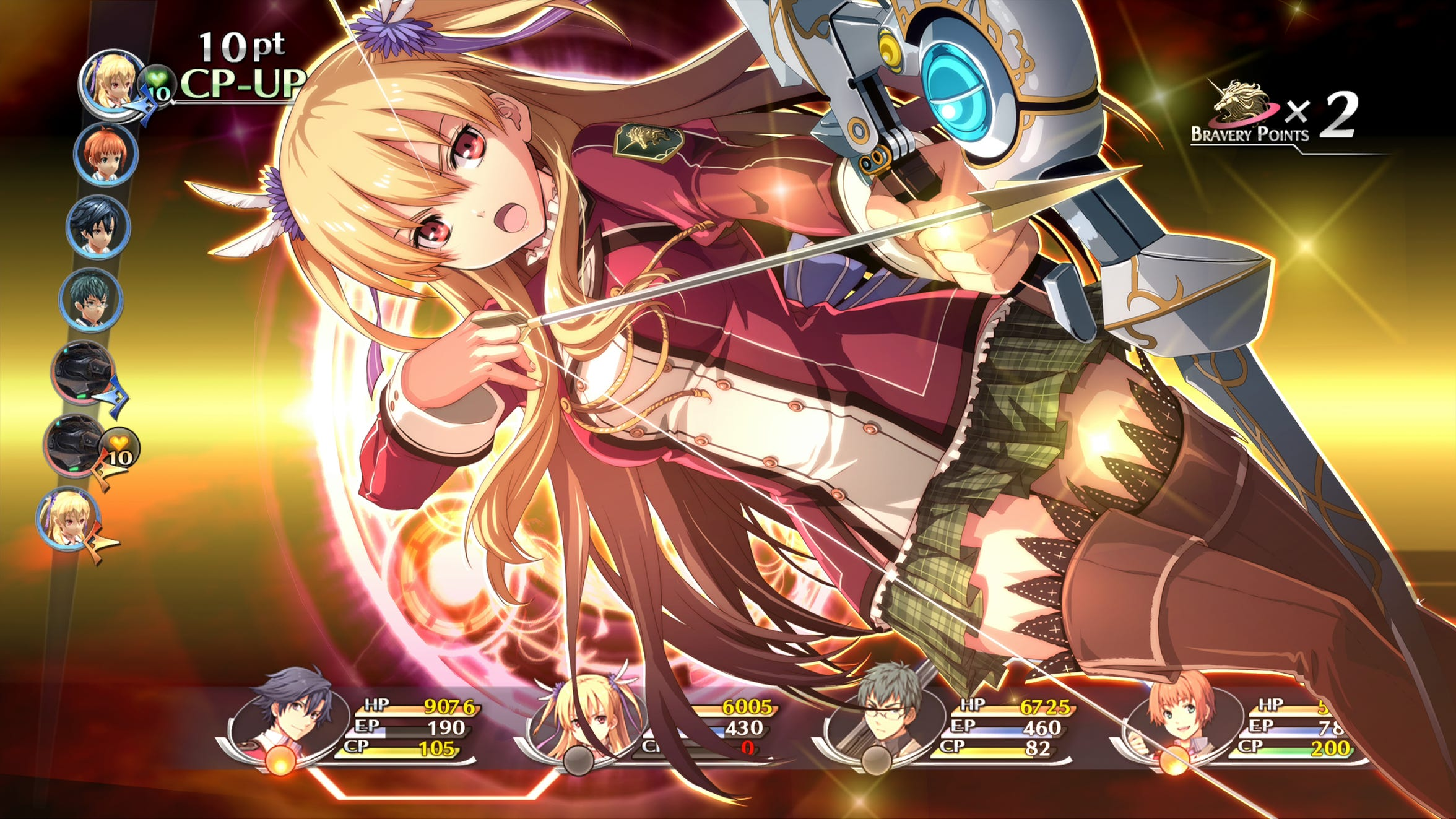 """""""The Legend of Heroes: Trails of Cold Steel"""" for the PS4."""
