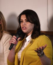 Nevada Assemblywomen Teresa Benitez-Thompson, D-Reno.