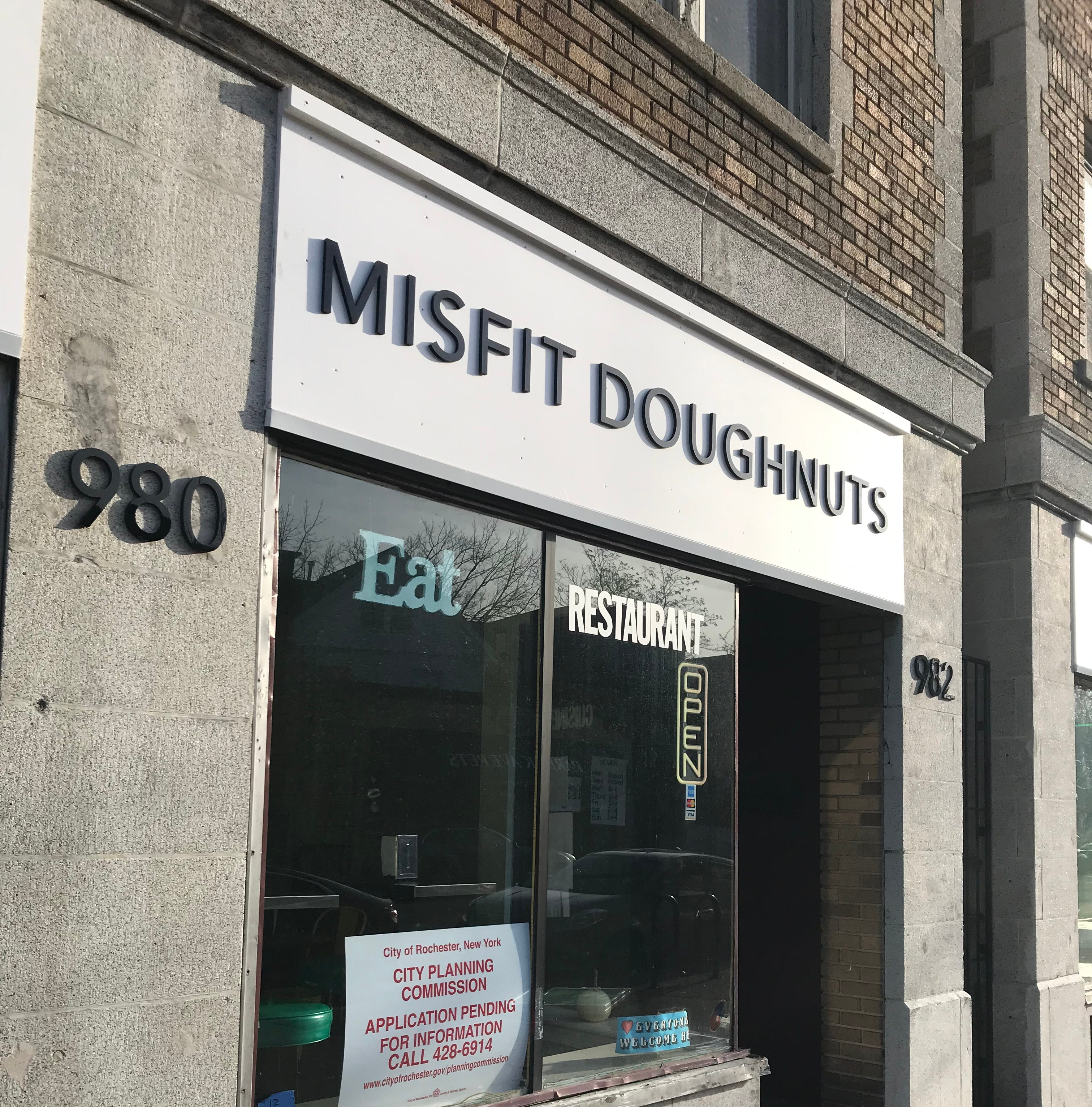Misfit Doughnuts owner in 'shock and disbelief' after Monroe Ave. fire