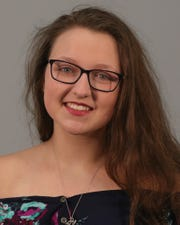 Elena Carr is a member of the All Greater Rochester team for winter sports 2019, Monday March 25, 2019.