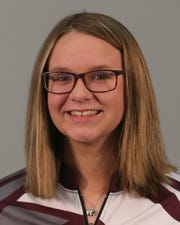 Natalie Kent is a member of the All Greater Rochester team for winter sports 2019, Monday March 25, 2019.
